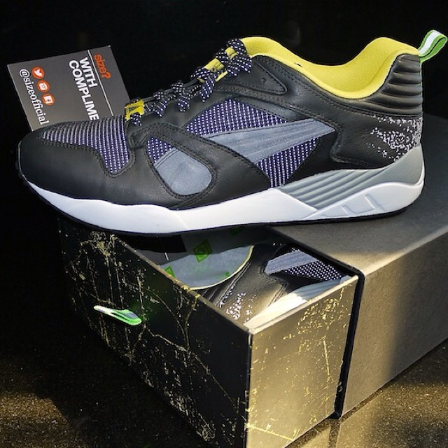 DJ Clark Kent Picks Up Size? x PUMA XS850 Wilderness Inner City