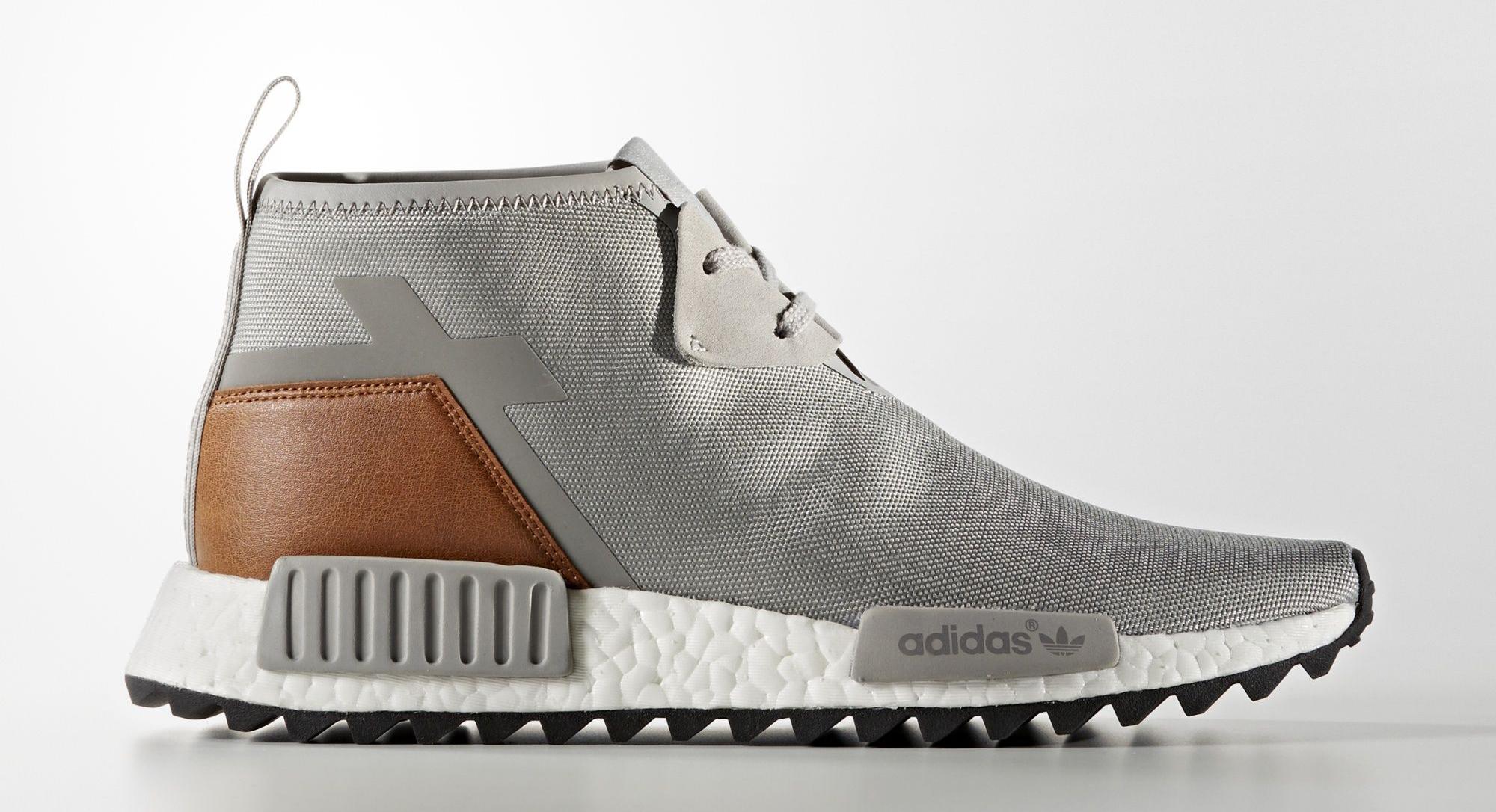 Adidas NMD Trail Grey