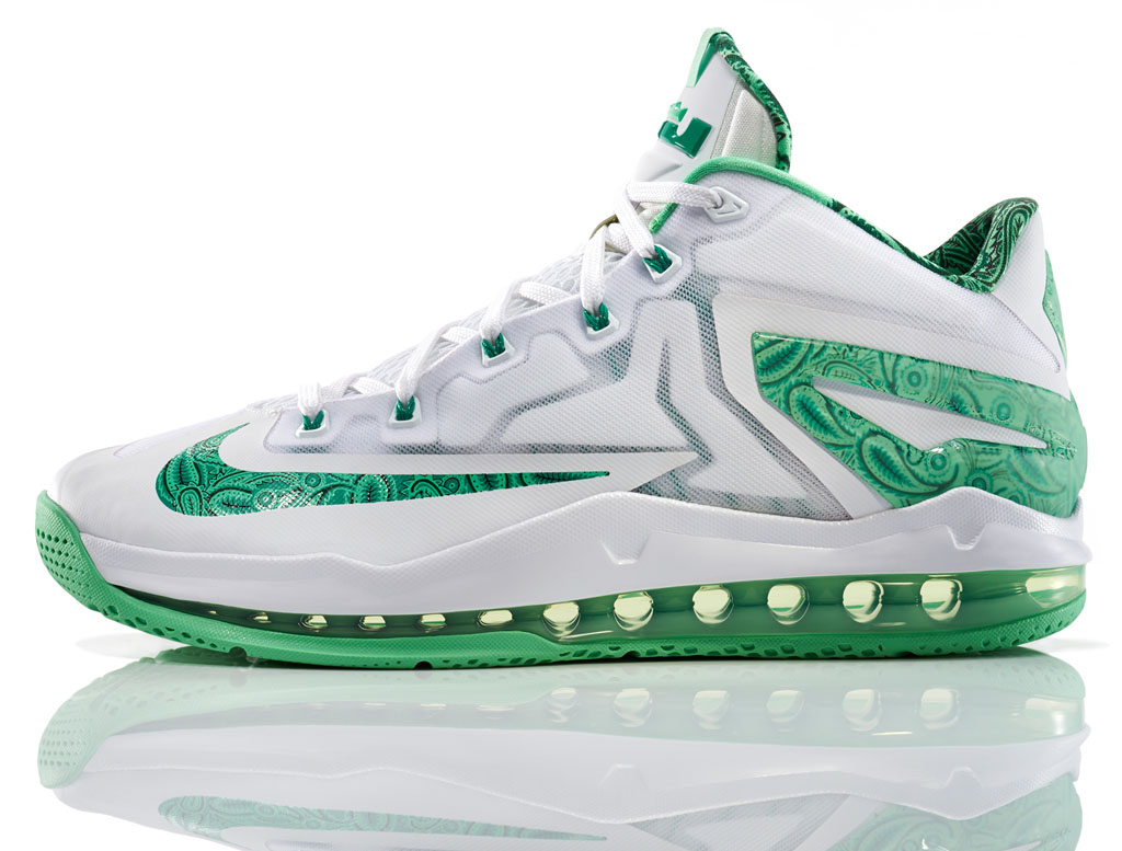 Nike LeBron 11 Low Easter (1)