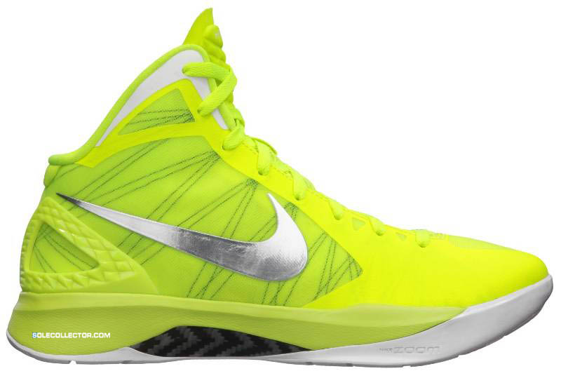 Men Nike Hyperdunk 2012 BG32 Blake Griffin 3M Basketball Shoes