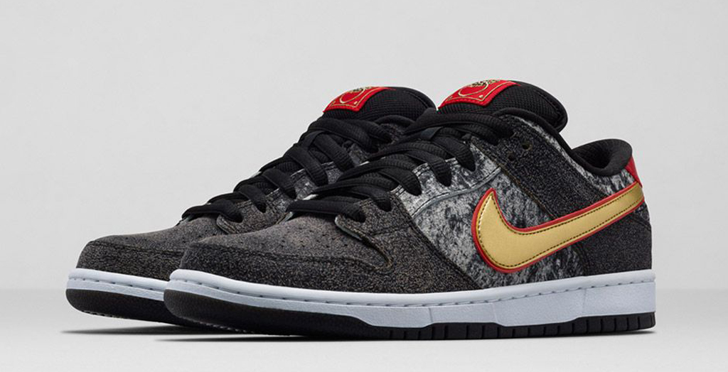 Nike Skateboarding is set to honor the city of Beijing with this new Dunk SB .