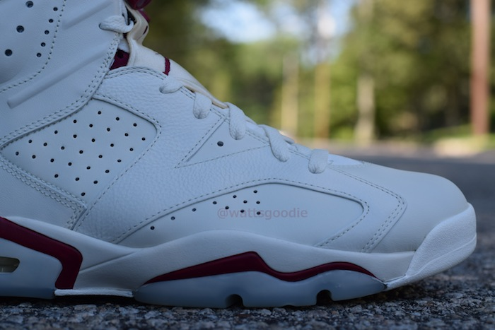 Air Jordan 6 Maroon 384664-116 (9)