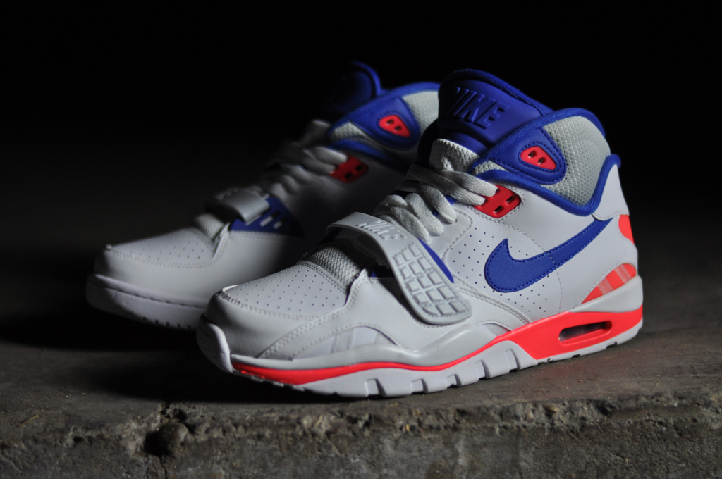 vans bmx - Nike Air Trainer SC II - Ultramarine | Sole Collector