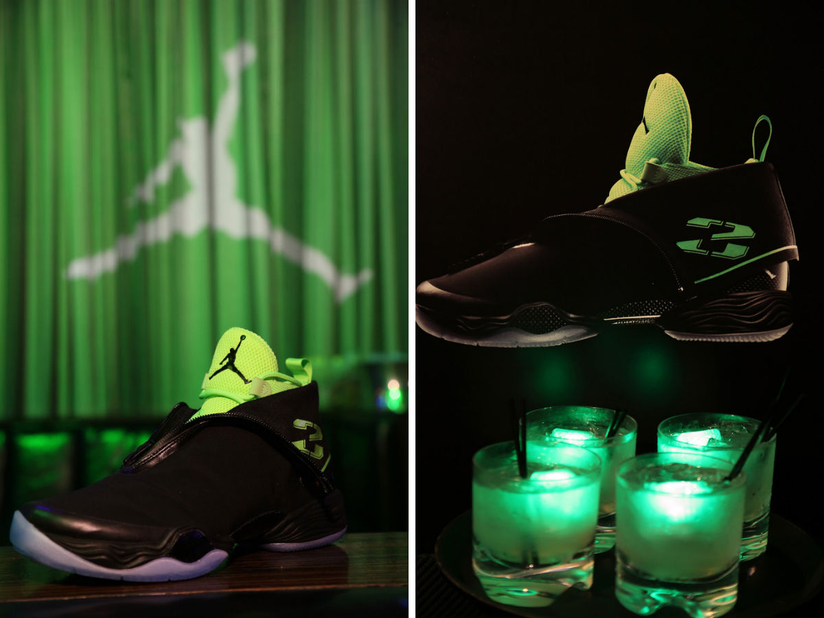Air Jordan XX8 Dare to Fly Event at Dream Downtown (39)