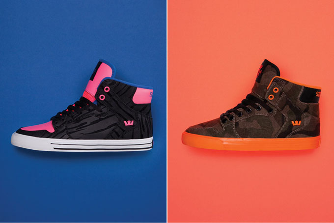 96123bd8948 Supra Introduces Women's Line of Footwear featuring the A-Morir ...