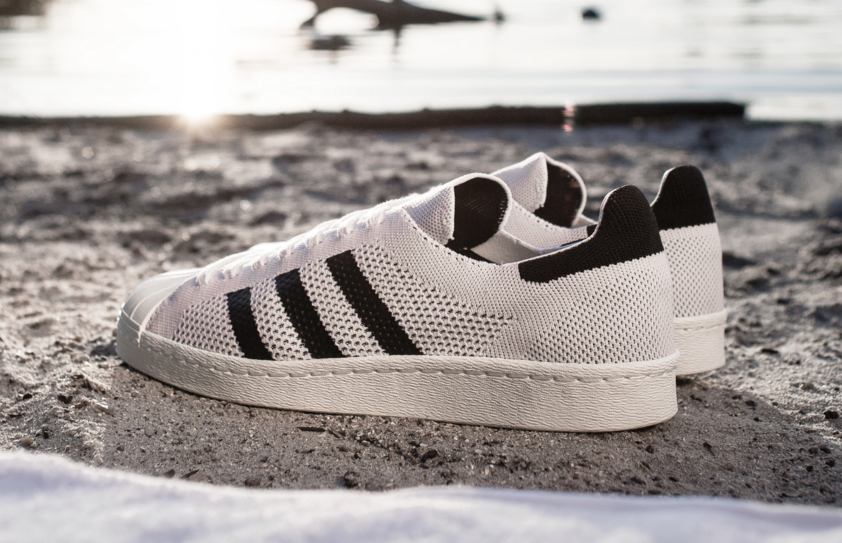 adidas Is Reinventing the Classic Superstar With Primeknit