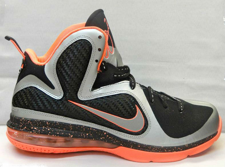 lowest price 851d9 f8e47 Nike LeBron 9 Mango 469764-005 (1)