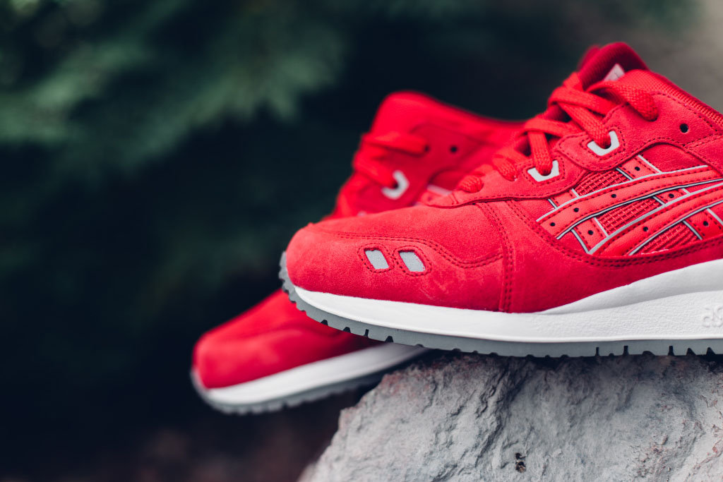 Asics gel lyte red mamba