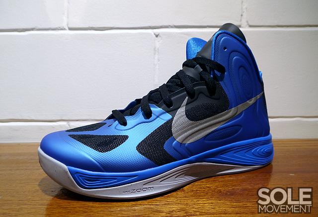 hot sale online 58a20 82edd Nike Hyperfuse 2012 - Photo Blue Wolf Grey-Black