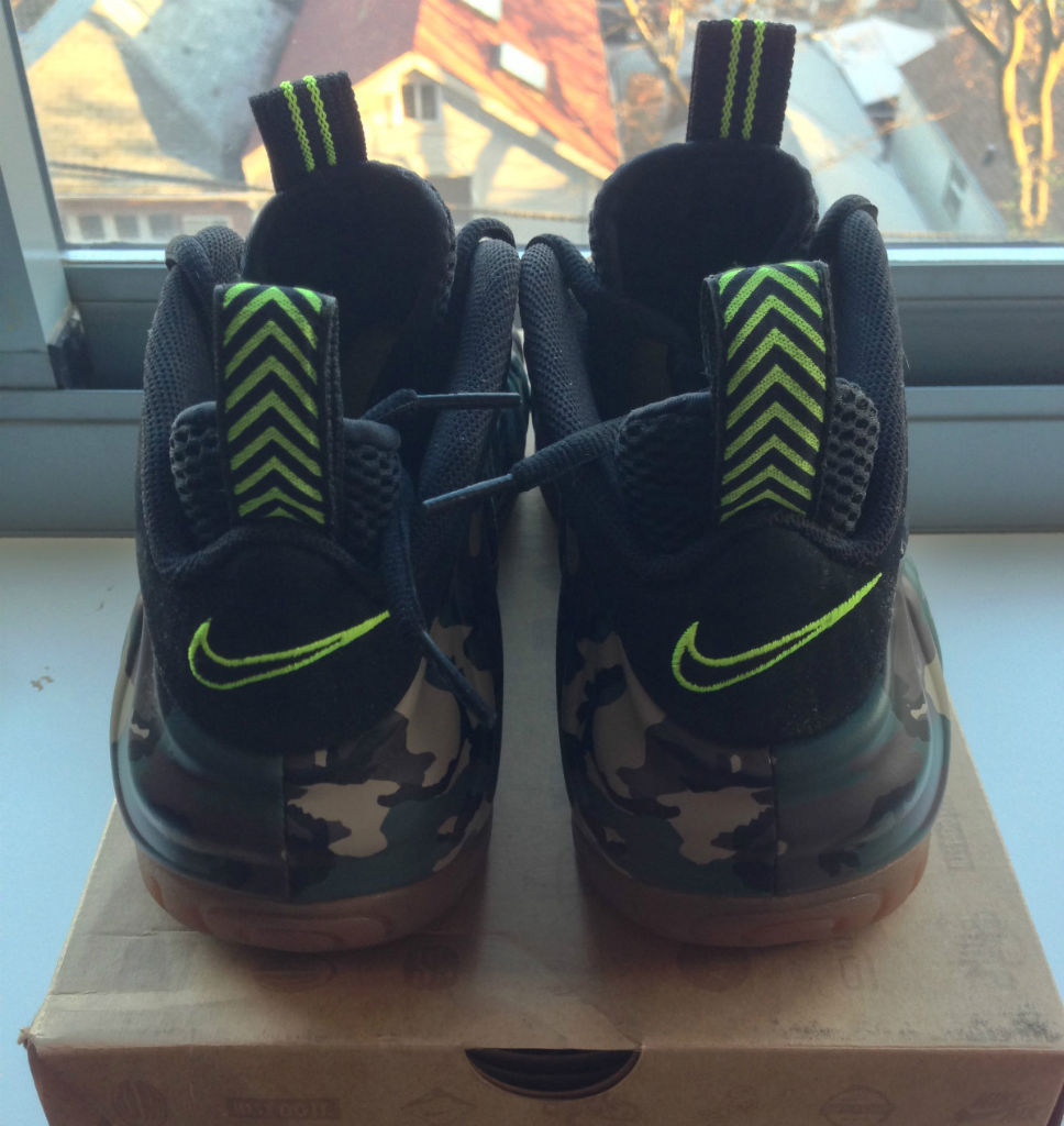 Nike Air Foamposite One - Army Camo (4)
