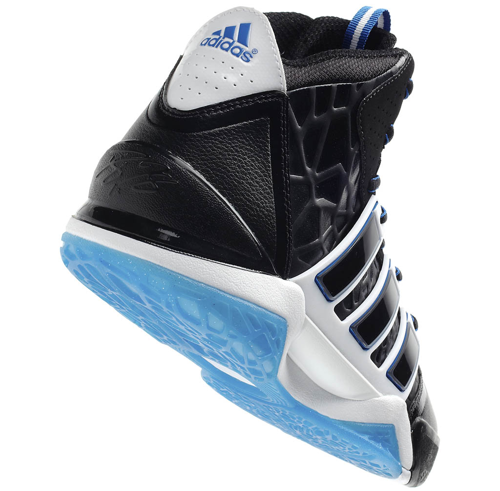 official photos 4cffe a5a23 adidas adiPower Howard 2 Black Royal White G48694 (7)