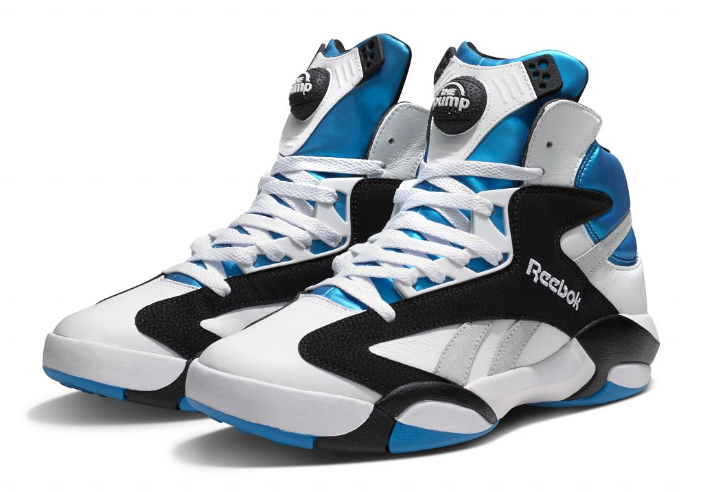 shaq pump reebok shoes
