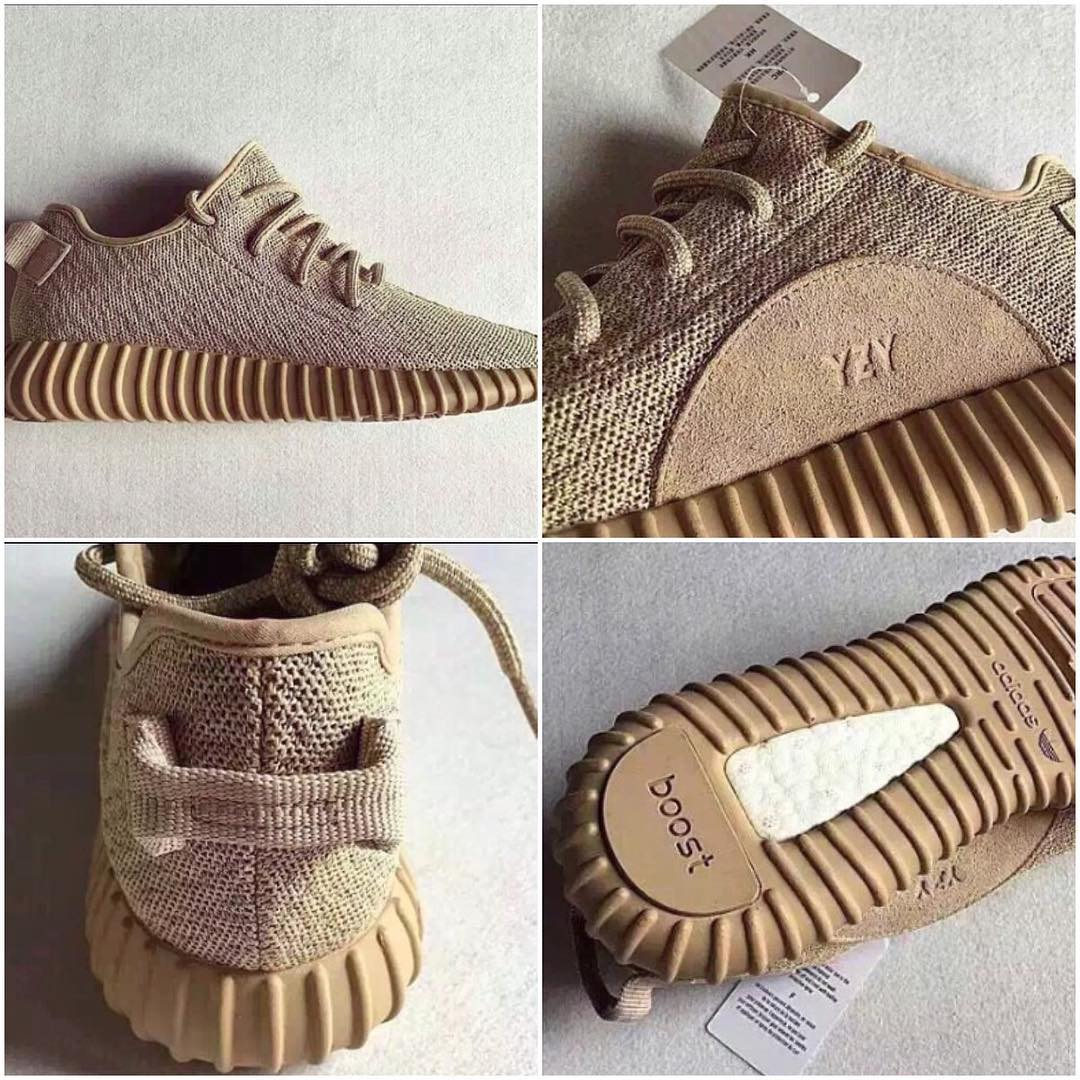 d79742336aa67 There s a Release Date for the  Tan  adidas Yeezy 350 Boost