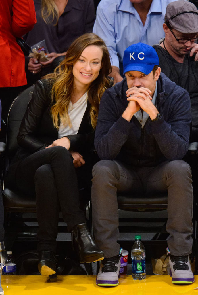 Jason Sudeikis wearing Air Jordan 5 V Retro Fresh Prince