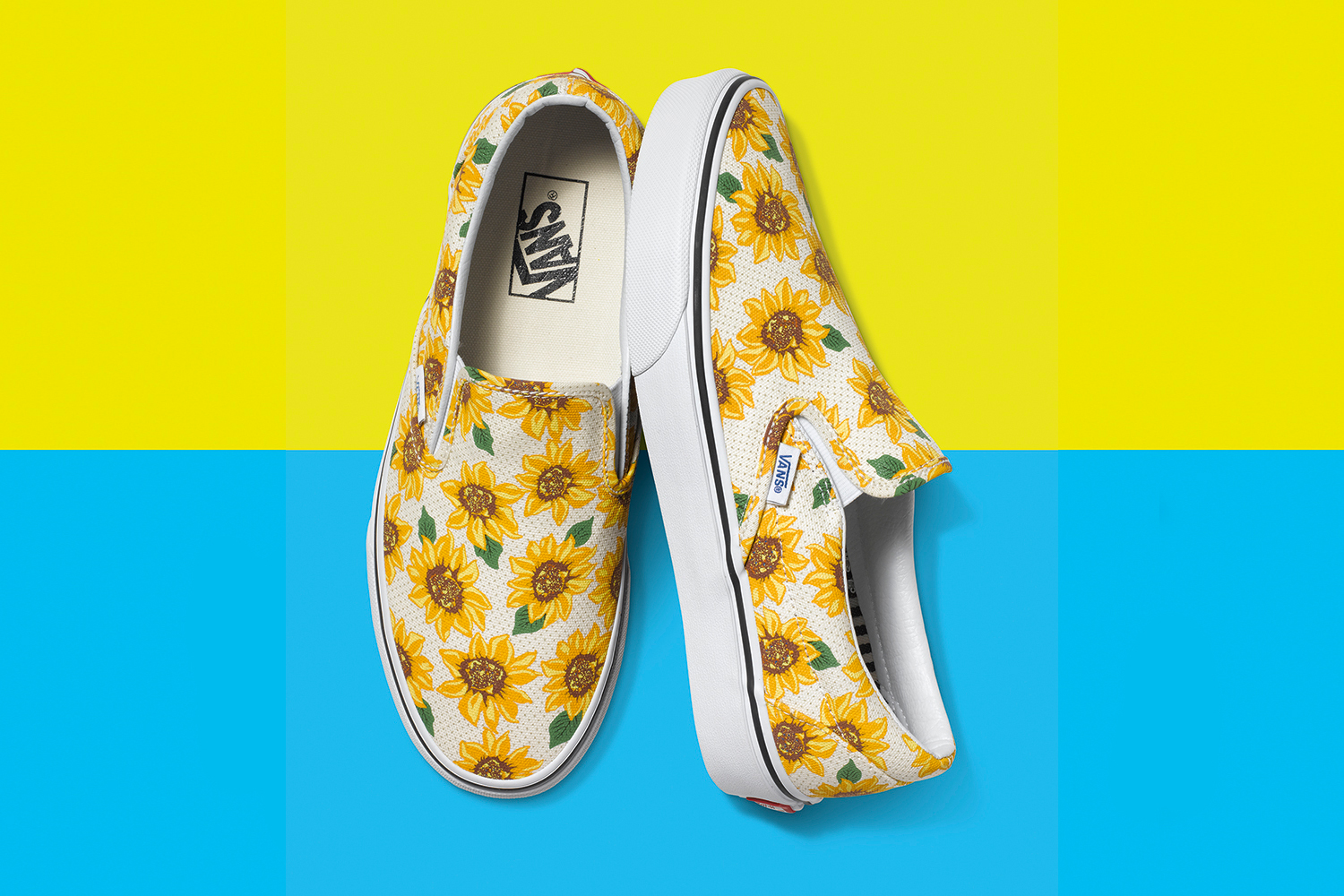 6e7fb20732b Vans Goes Wild with New Prints and Patterns