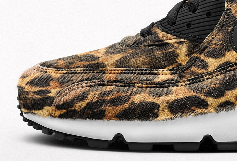 best service 47c77 cea52 Animal Style Options for the NIKEiD Air Max 90 | Sole Collector