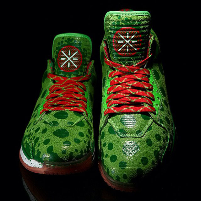 Li-Ning Way of Wade 2 Christmas (2)