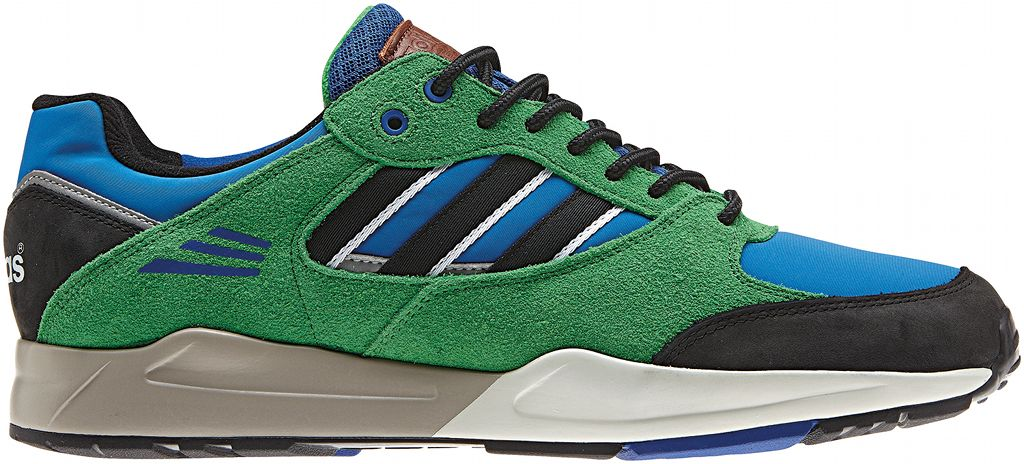adidas Originals Tech Super Pack Fall/Winter 2013 Green Blue Black G96498 (1)