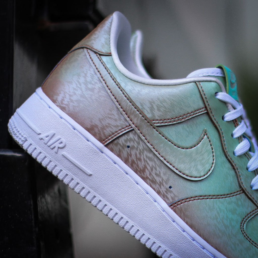 10. Atmos x Nike Air Force 1 Complex