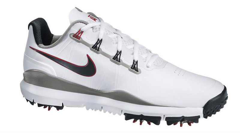 Tiger Woods Nike TW 14 White Black (1)