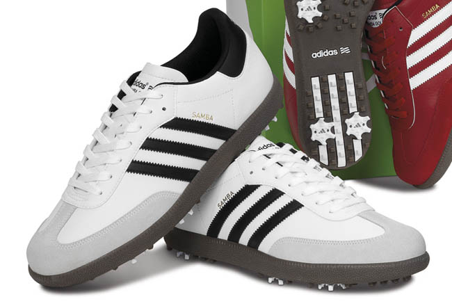 adidas samba mens golf shoes