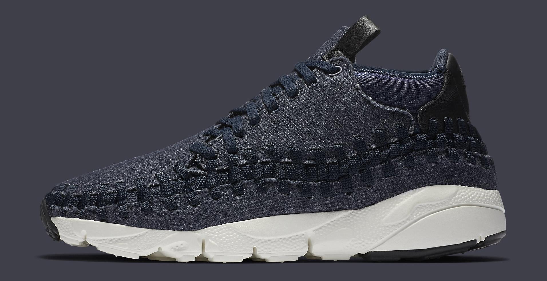 buy popular ed220 5fdf2 Nike Footscape Woven Chukka Denim 857874-400 Profile