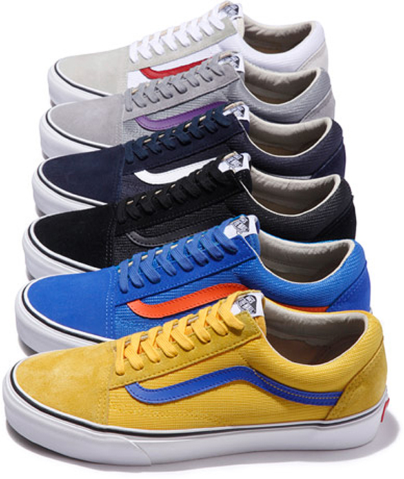 vans old skool x supreme 92