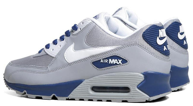 nike air max 90 royal blue