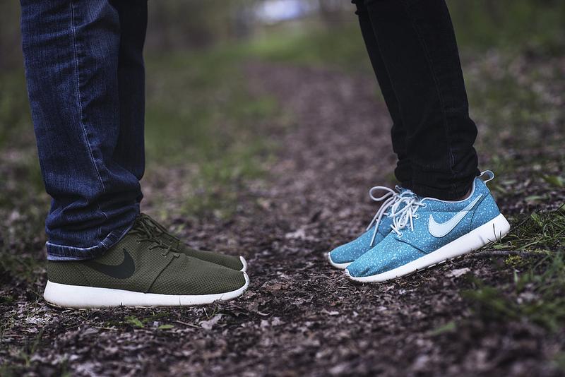 premium selection 9db76 b424f LSean in the Nike Roshe Run.