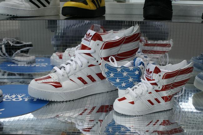 adidas Originals by Jeremy Scott SpringSummer 2012 Kids