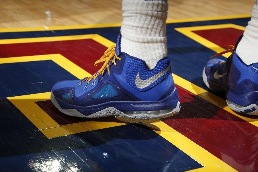 3e827ec84de SoleWatch  LeBron James Scores 42 Points in the Nike Ambassador 7 ...