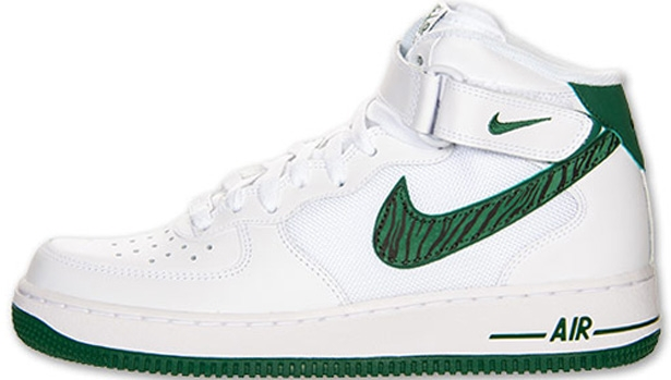 Nike Air Force 1 Mid '07 White/Gorge Green