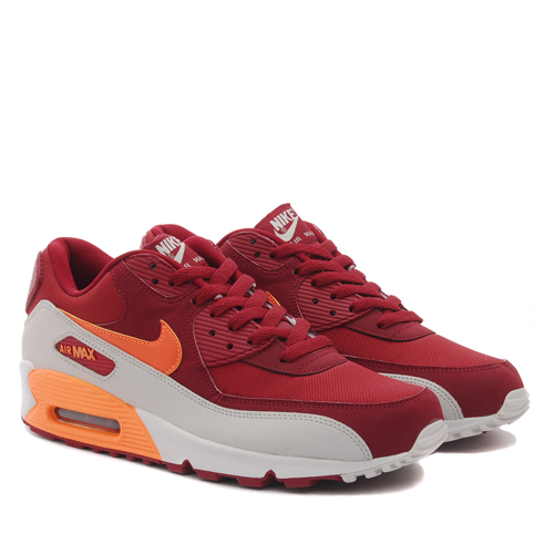 Nike Air Max 90 Team Red Total Orange | Sole Collector