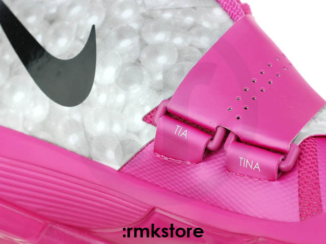 Nike Zoom KD IV Aunt Pearl Think Pink Kay Yow 473679-601 (9)