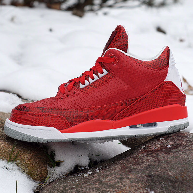 Air Jordan 3 'Valentine's Day' by JBF Customs (7)