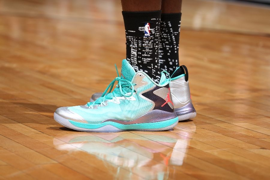 SoleWatch Every Sneaker Worn In The 2015 NBA Rising
