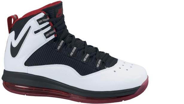 Nike Air Max Darwin 360 White/Black-Varsity Red