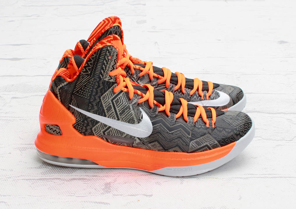 35dd9b3c957e Nike Zoom KD V Black History Month - New Images and Release Date ...