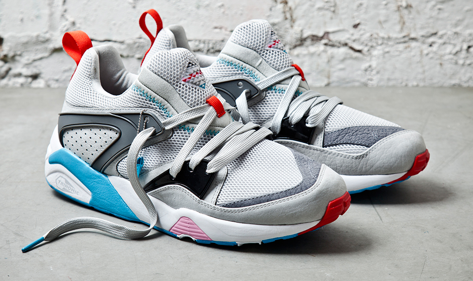 low priced 979b6 1d1e9 Sneaker Freaker x PUMA Blaze of Glory Shark Attack Great White