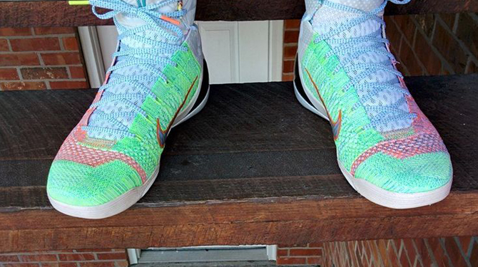Nike Kobe 9 Elite Looks On Feet