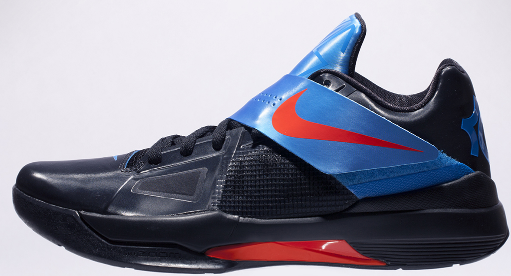 san francisco 89238 106f9 Arguably the most popular shoe in the Kevin Durant line, today we take a  look at the lineage of the Nike Zoom KD IV.