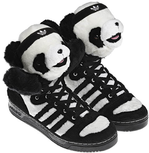 Best of 2011: adidas - JS Panda Jeremy Scott (2)