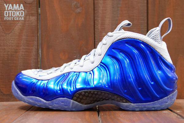 best service 441b3 f89b1 062913 Nike Air Foamposite One 314996-401 Sport Royal-Game Royal-Wolf Grey  220.00