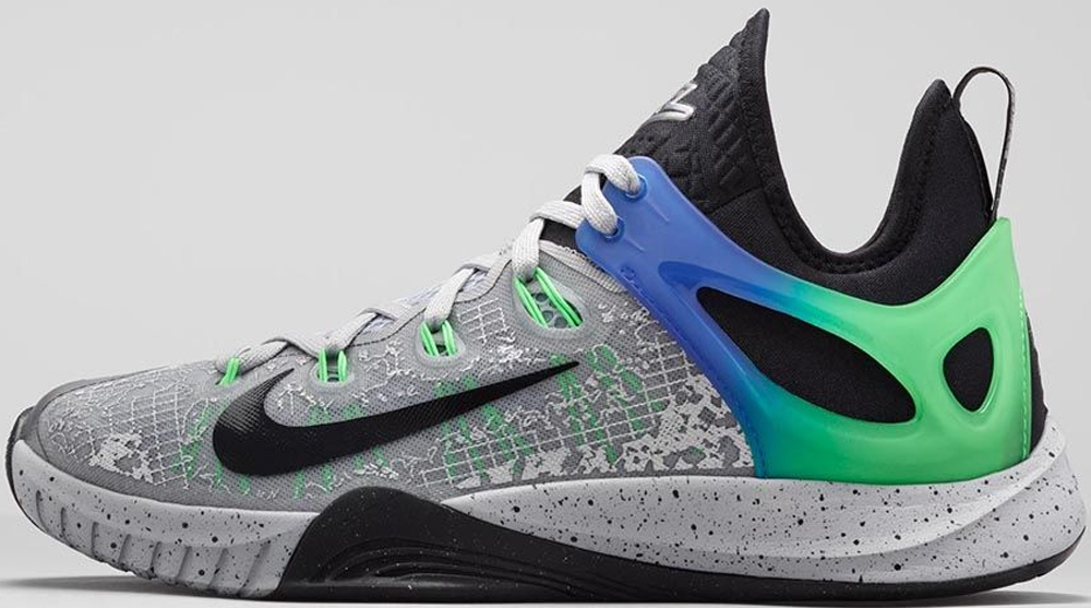Nike Zoom HyperRev 2015 AS Multi-Color/Black-Poison Green