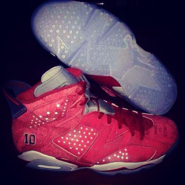 Air Jordan VI 6 Slam Dunk 717302-600 (1)