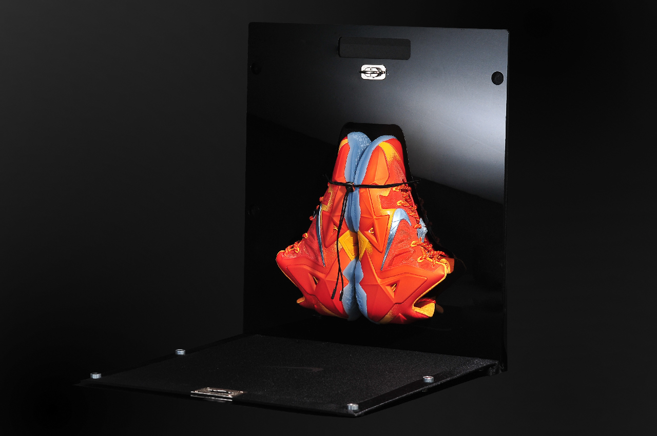 Nike LeBron 11 Forging Iron Special Packaging