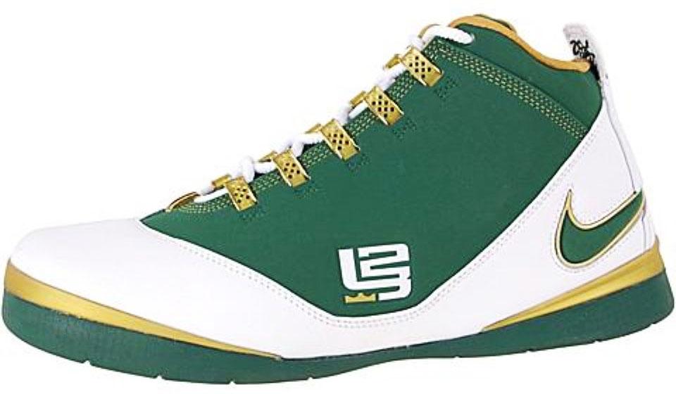 innovative design 1d9b6 b97d1 LeBron James Nike Soldier 2 SVSM Home. Nike LeBron Soldier 2 PE