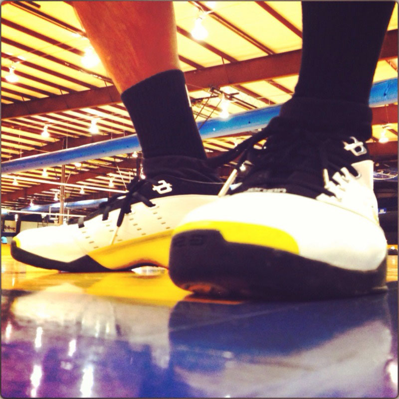 Spotlight // Forum Staff Weekly WDYWT? - 11.4.13 - Air Jordan 17 XVII Low Lightning by Tito_Deo