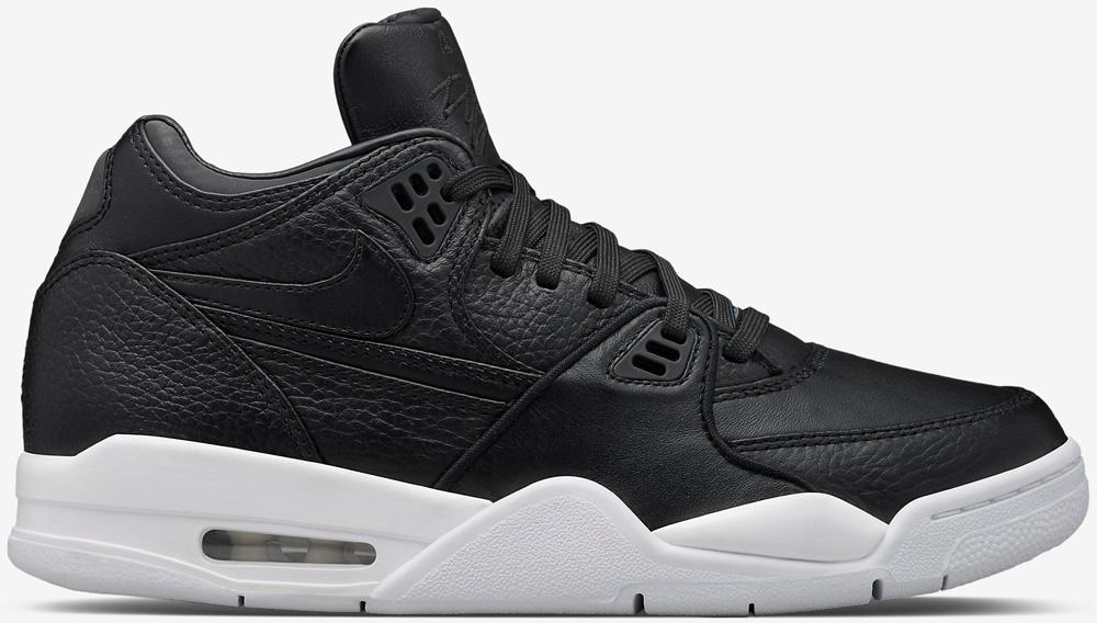 NikeLab Air Flight 89 Black/White