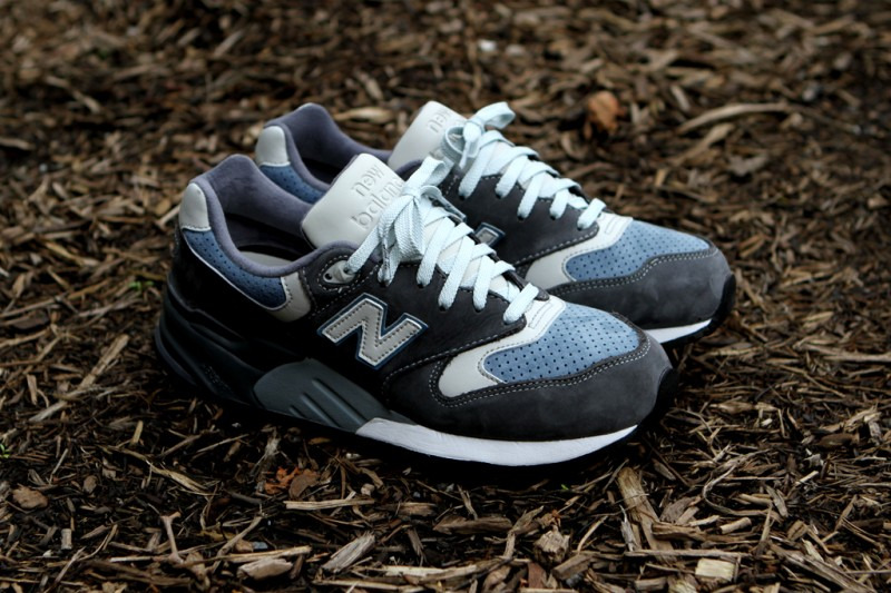new products 344c8 aa874 new balance 999 blue steel